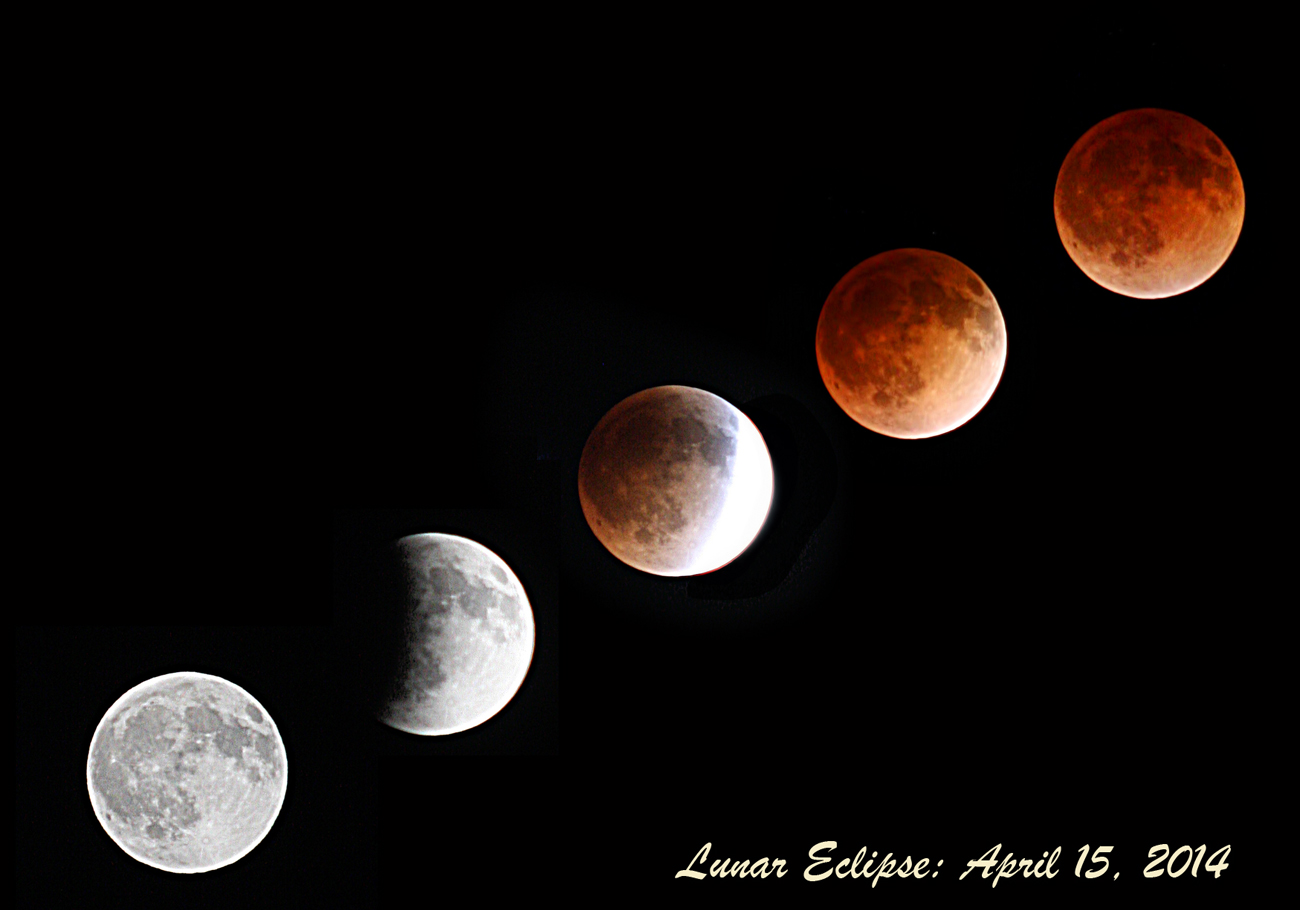 Lunar Eclipse: 4/15/14